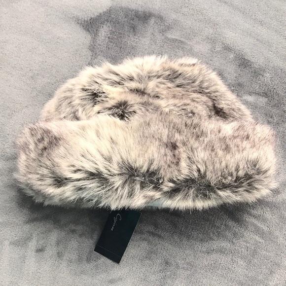 1bf87363fe9 New Cejon Faux fur hat